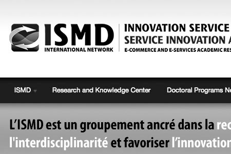 Site web ISMD